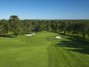 2nd Hole - View to the horizon | Hampton Hills Golf and Country Club