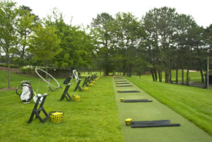 Hampton Hills Golf and Country Club - Driving range