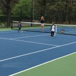 Tennis Lesson | Hampton Hills Golf and Country Club